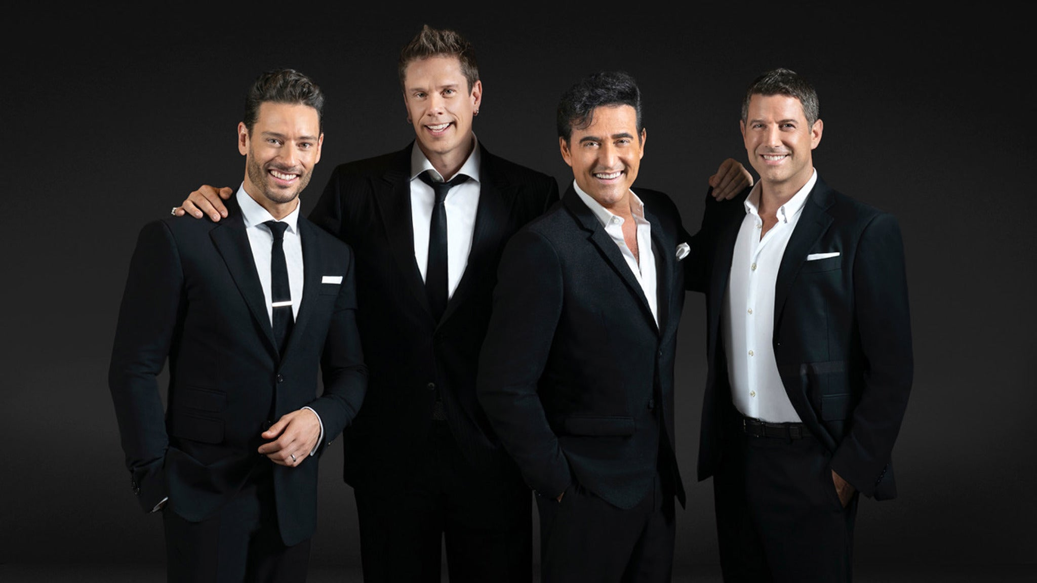 Il Divo Tickets 2021 Concert Tour Dates Ticketmaster