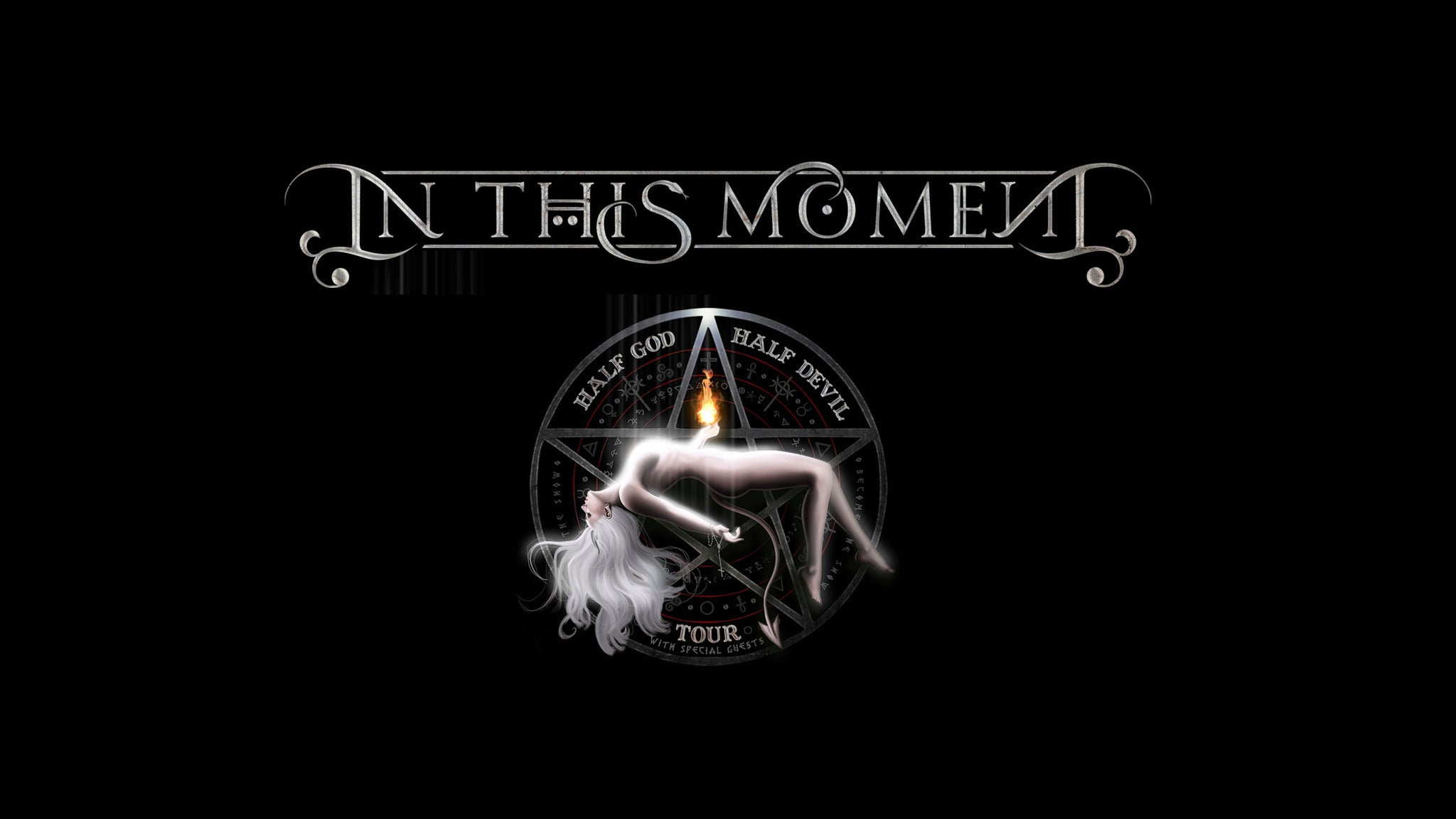 In This Moment: HALF GOD/HALF DEVIL TOUR at The Masquerade