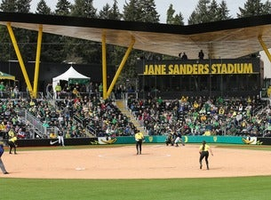 Oregon Ducks Softball