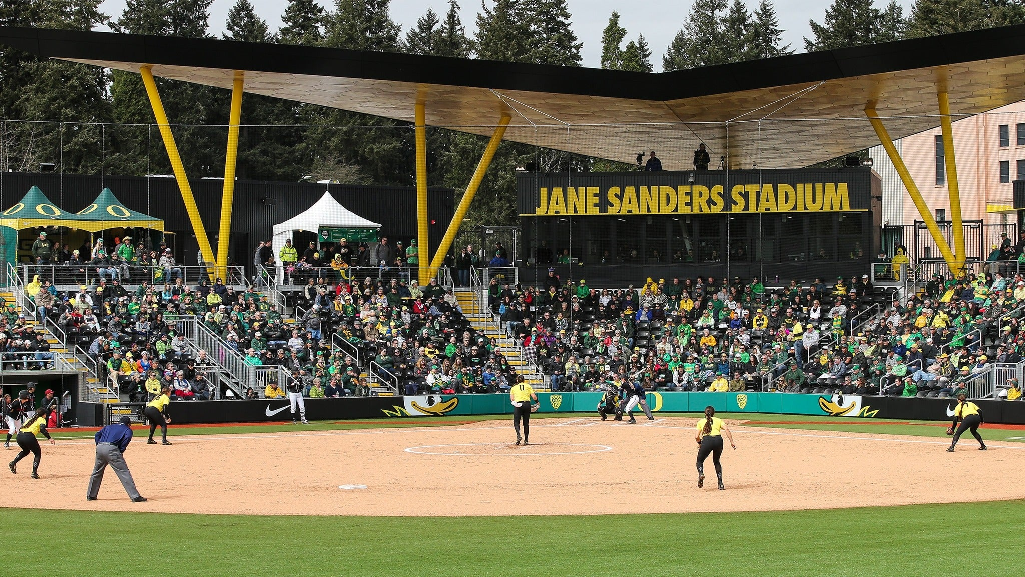 Oregon Ducks Softball vs. Arizona Wildcats Softball