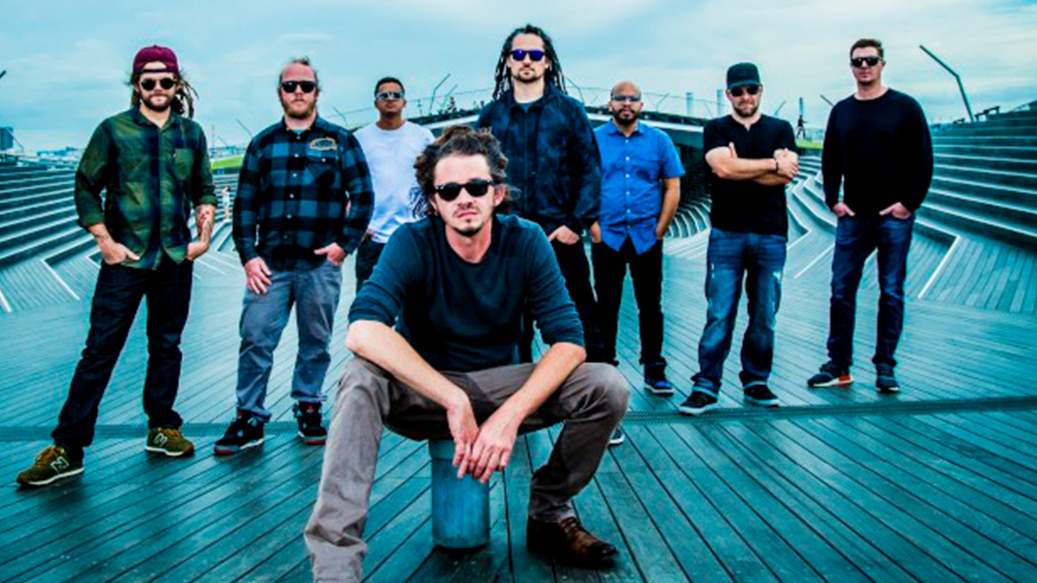 SOJA at Riverside Municipal Auditorium