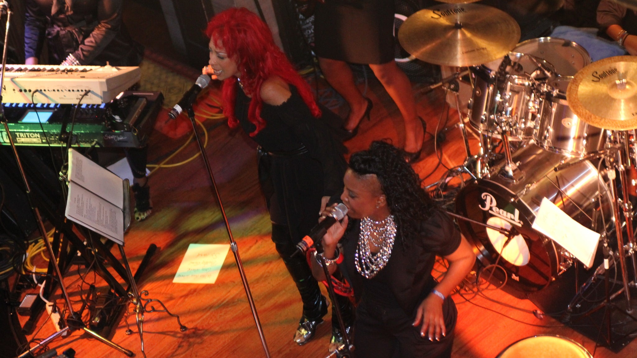 Go-go Brunch Feat. Be'la Dona at Howard Theatre