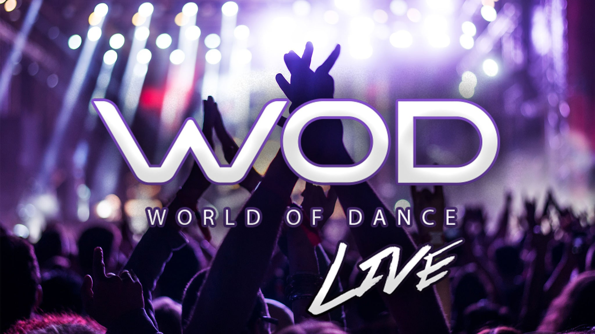 Nederlander and CAP present WORLD OF DANCE LIVE!