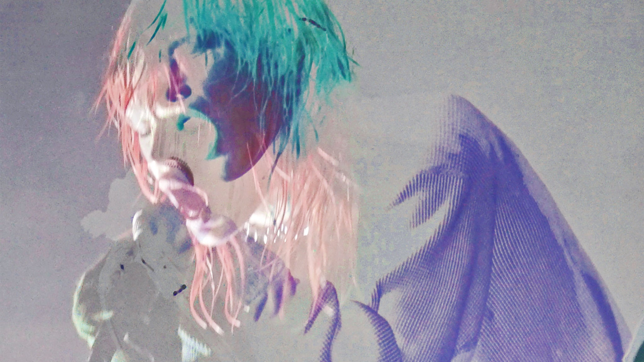 Crystal Castles with Farrows at The Observatory