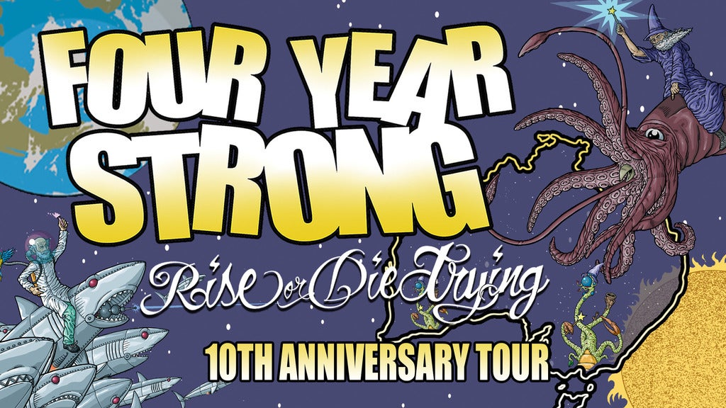 Hotels near Four Year Strong Events