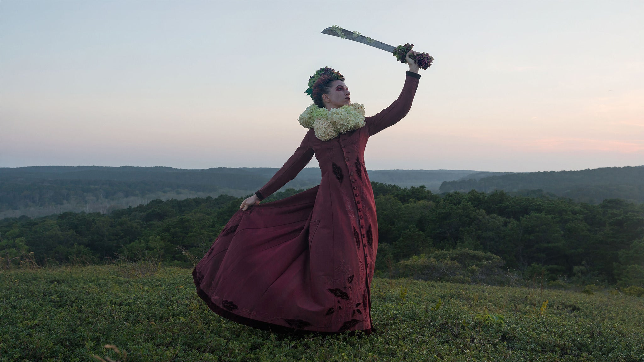 Amanda Palmer at Cobb Energy Performing Arts Centre