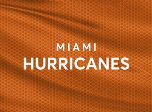 Miami Hurricanes Mens Basketball vs. Virginia Tech Hokies Mens Basketball