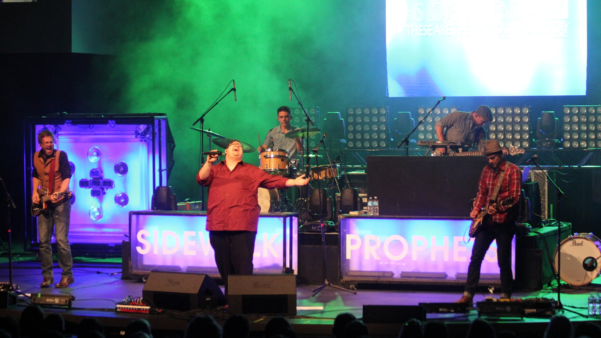 Sidewalk Prophets at Effingham Performance Center