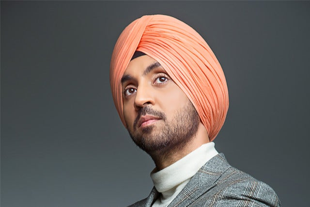 Diljit Dosanjh Hisstory Tour 2021 tickets (Copyright © Ticketmaster)