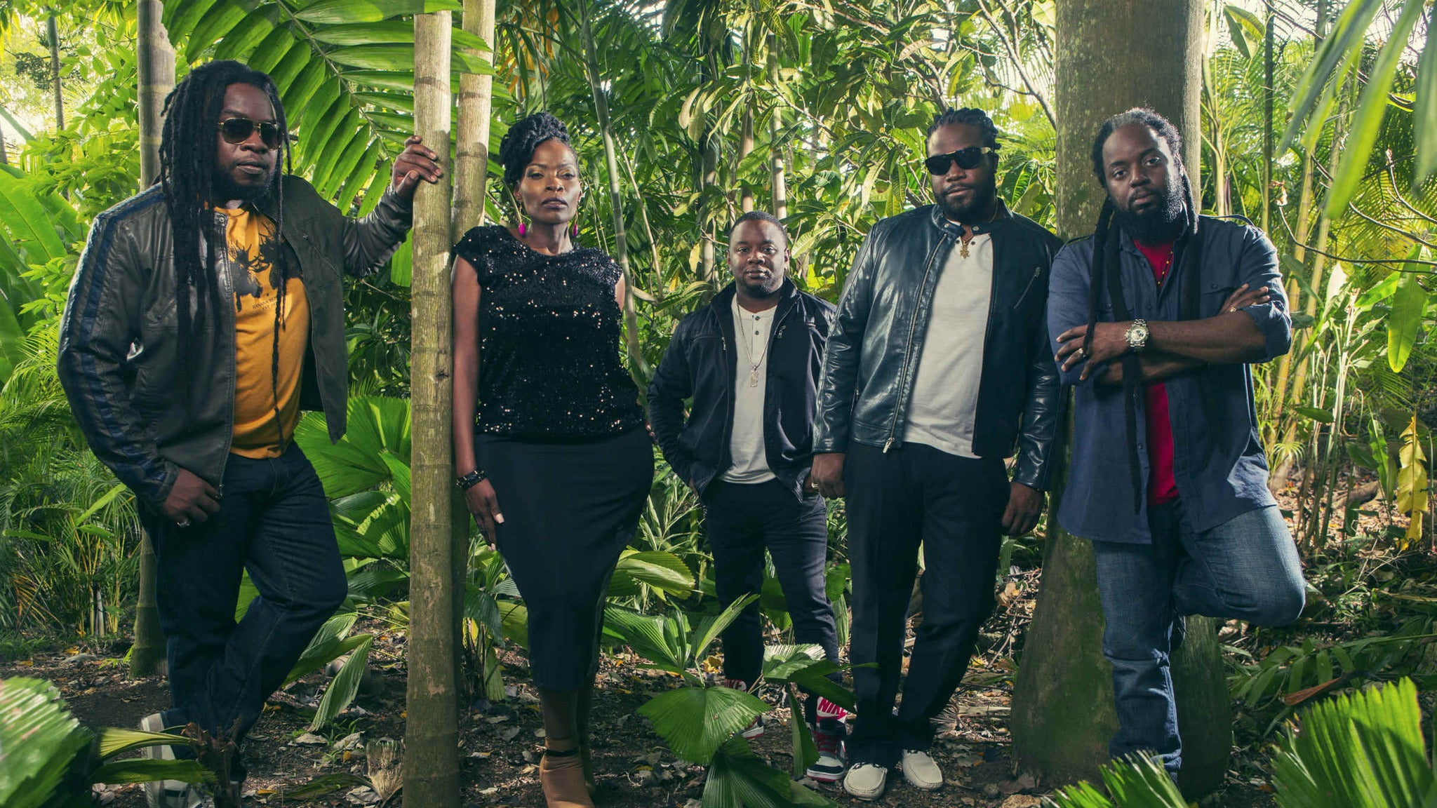 Morgan Heritage at The Observatory - San Diego
