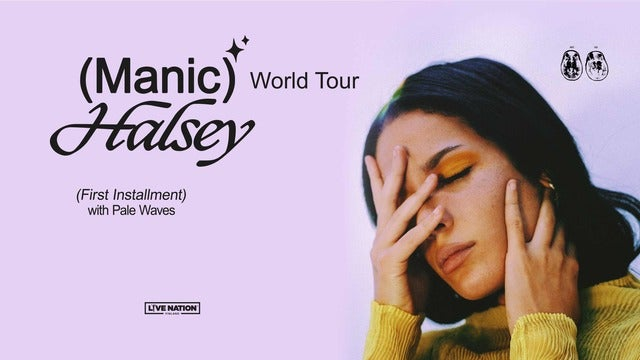 Halsey - Manic World Tour