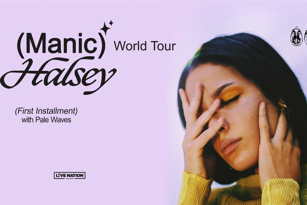 Hotels near Halsey Events