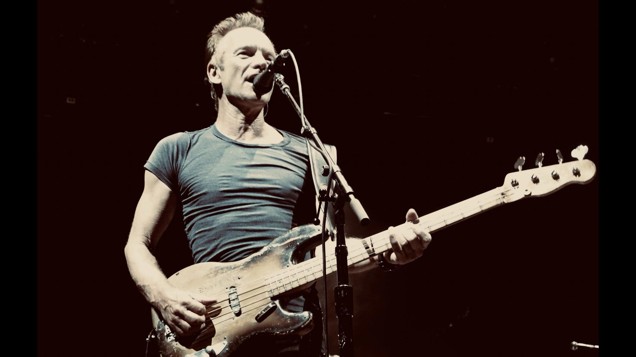 Sting: My Songs at The Met Philadelphia