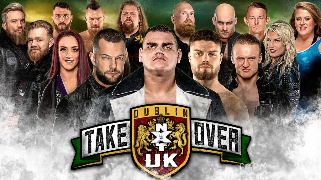 Wwe NXT Uk Live: Dublin 3Arena Seating Plan
