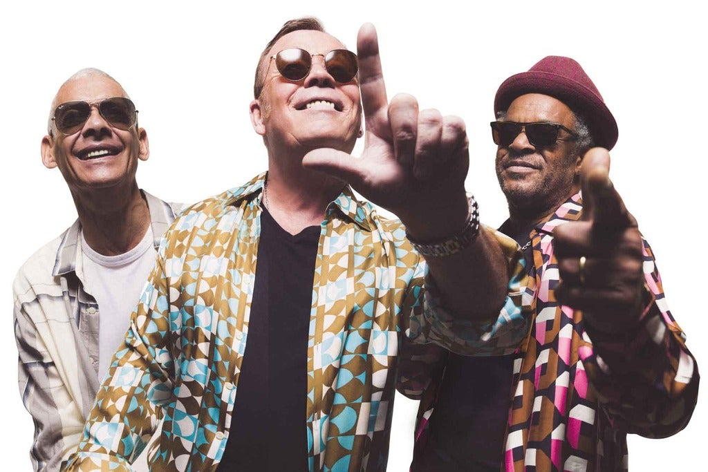Ub40 featuring Ali Campbell, Astro and Mickey Virtue Seating Plans