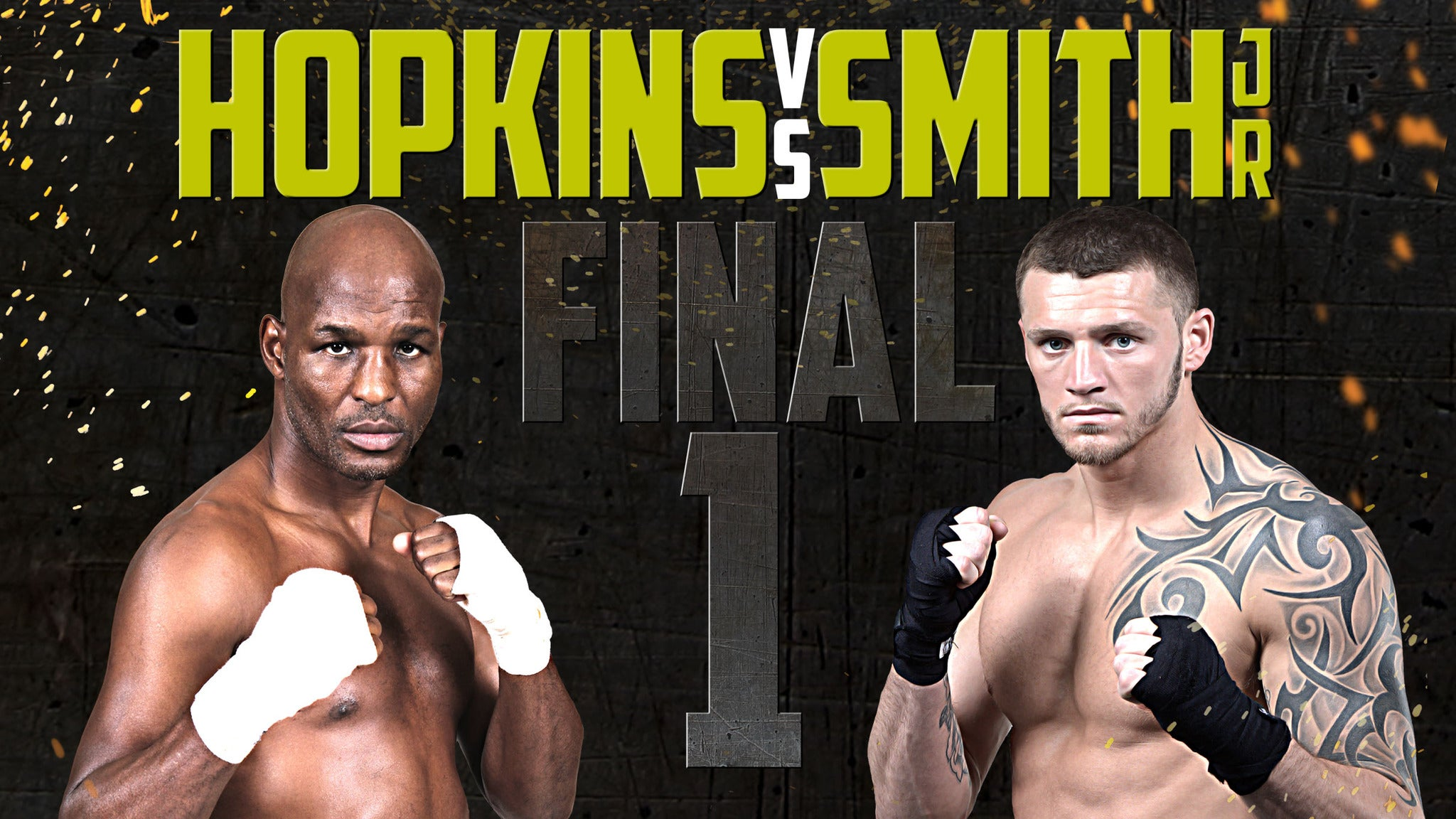 HBO World Championship Boxing: Hopkins v Smith Jr