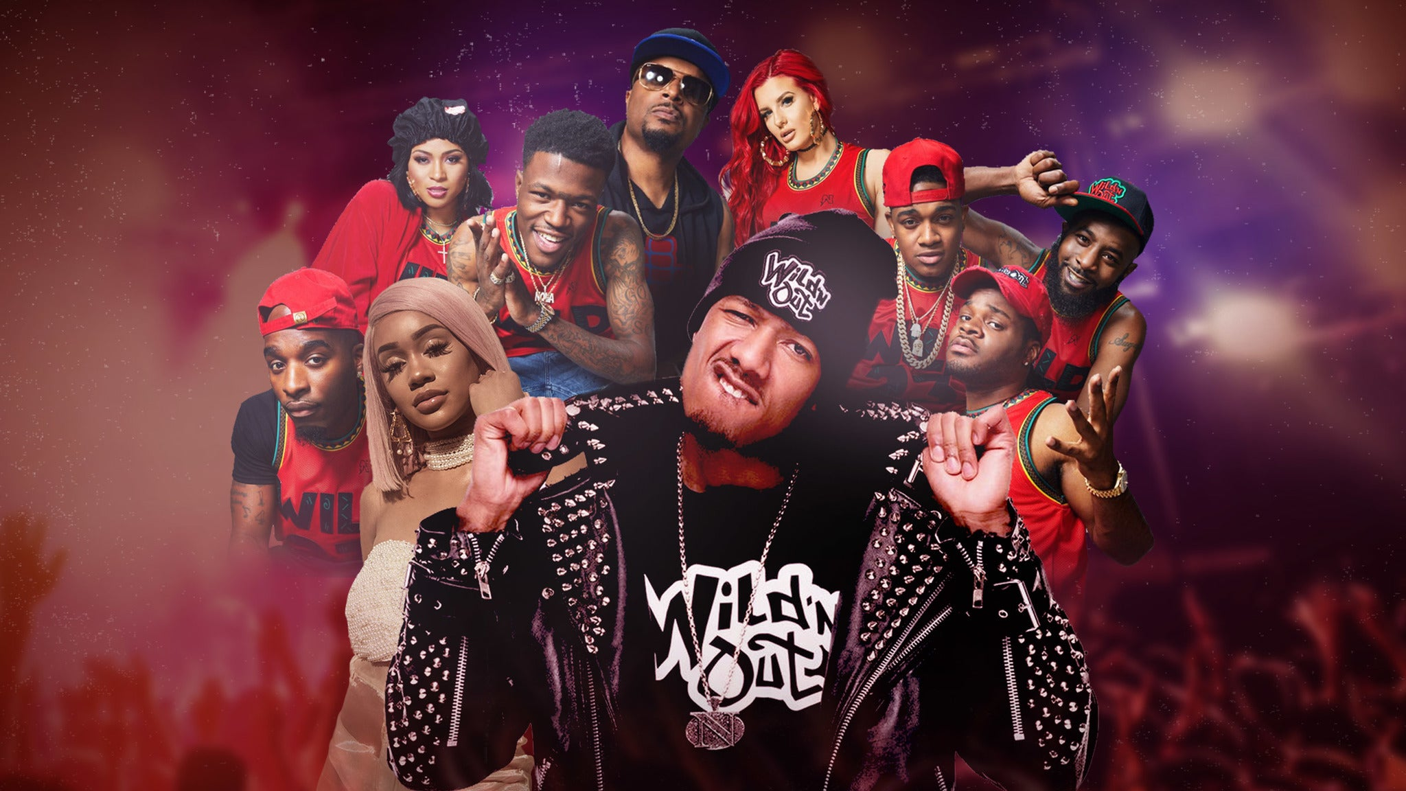 Nick Cannon Presents: MTV Wild 'N Out Live - Atlanta, GA 30303