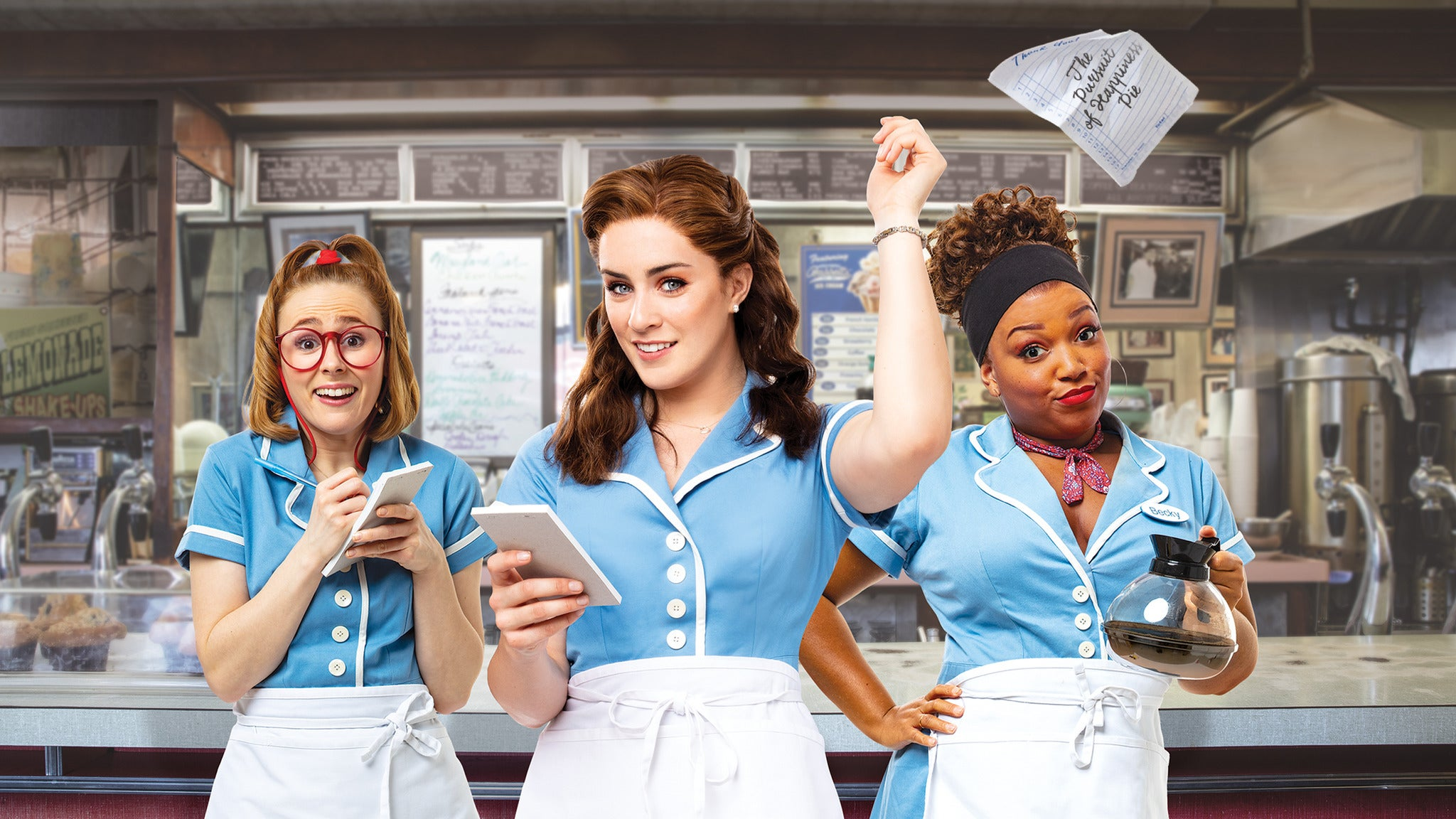 Waitress (Touring) at Coronado Performing Arts Center