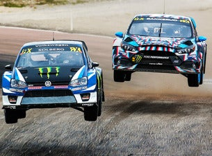 FIA World Rallycross Championship Weekend Camping