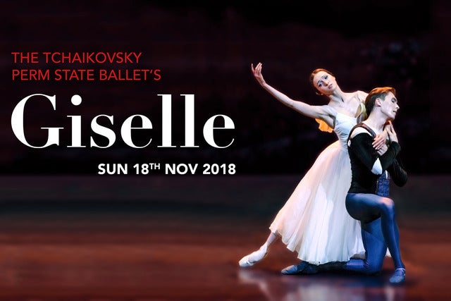 Tchaikovsky Perm State Ballet - Giselle