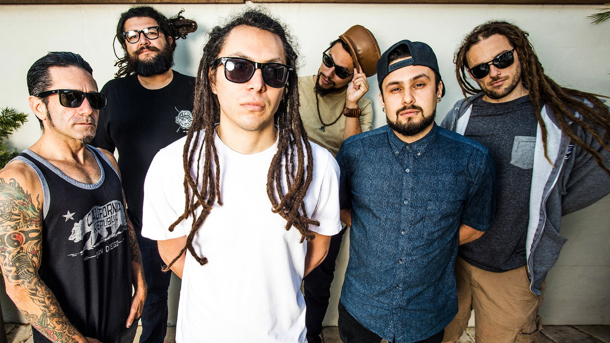 Tribal Seeds at Riverside Municipal Auditorium