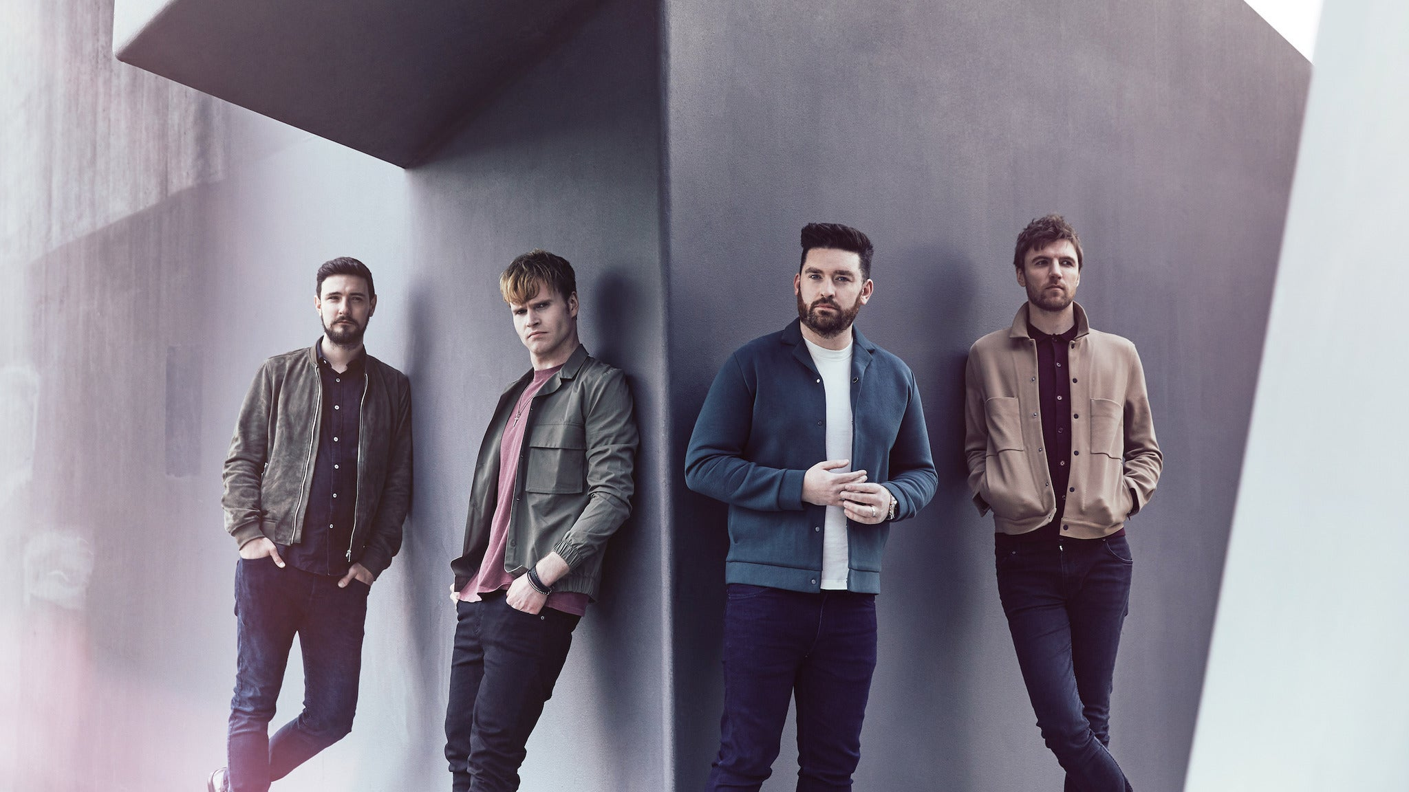 Kodaline - Politics of Living US Tour at The Belasco Theater