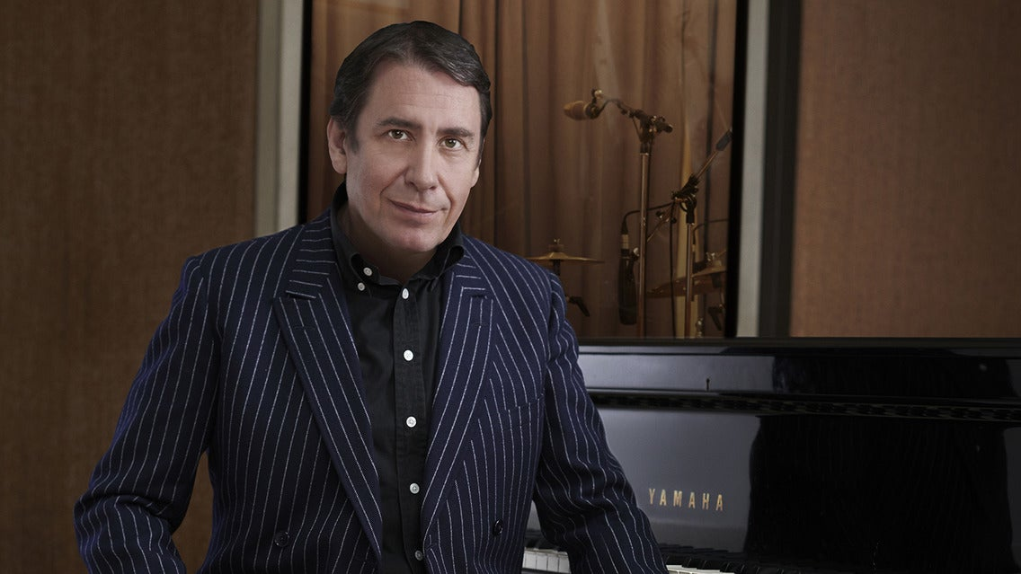 Jools Holland tickets (Copyright © Ticketmaster)