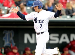 Rice Owls Men's Baseball vs. Missouri State Bears Baseball
