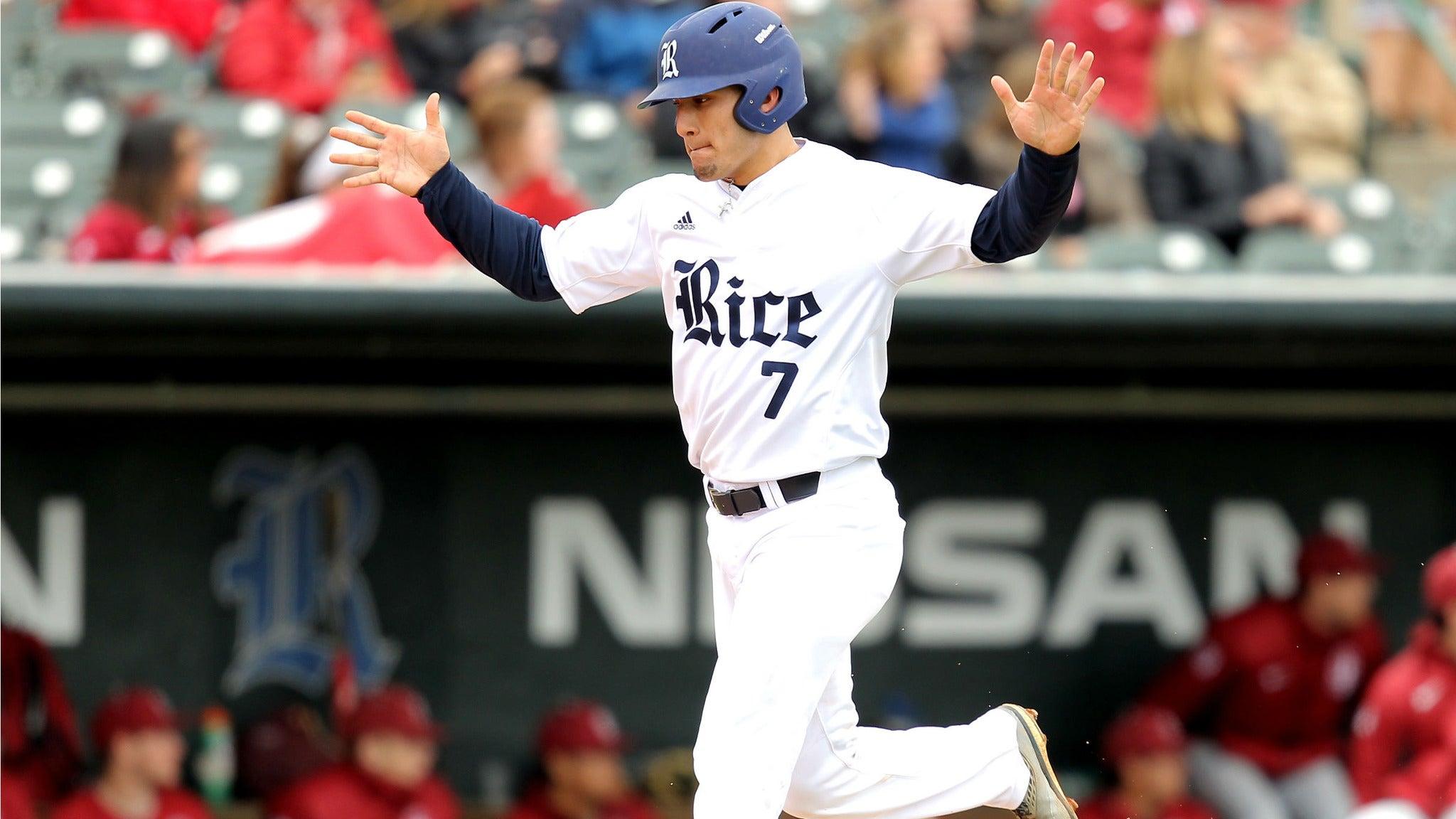 Rice Owls Men's Baseball vs. Florida Atlantic University Owls Baseball