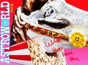 TRAVIS SCOTT - ASTROWORLD: WISH YOU WERE HERE TOUR