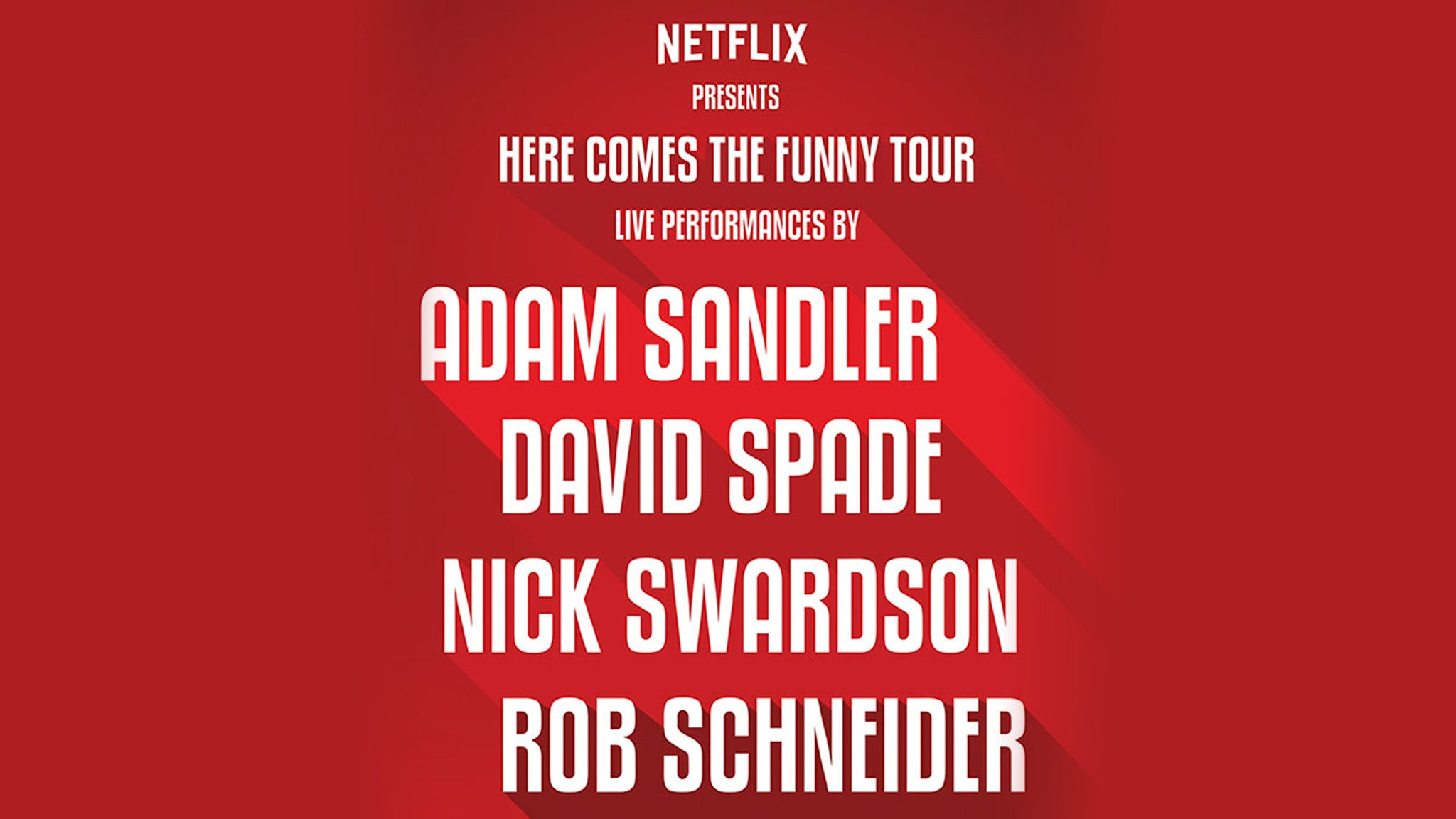 Netflix Presents: Here Comes the Funny Tour