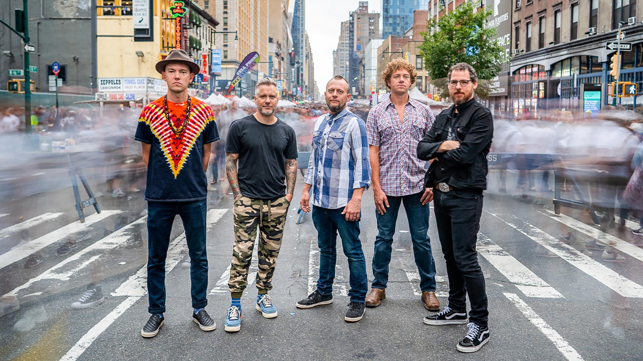 The Infamous Stringdusters - Boise, ID 83702