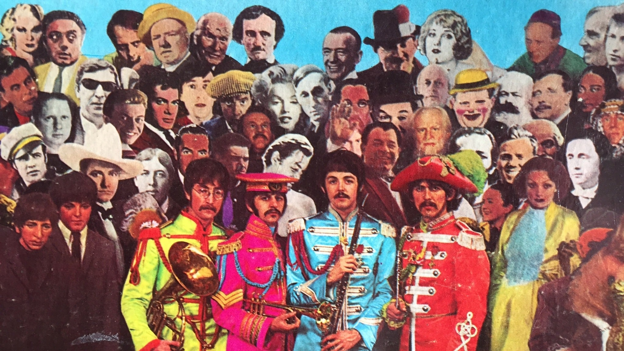 Sgt Pepper 50th Anniversary Show with Abbey Road LIVE!