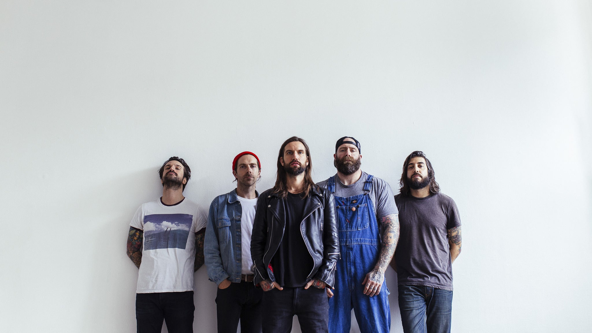 Every Time I Die at Bluebird Theatre