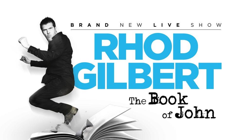 Hotels near Rhod Gilbert Events