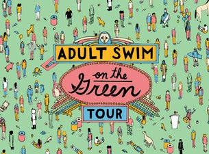 Adult Swim On The Green Miami