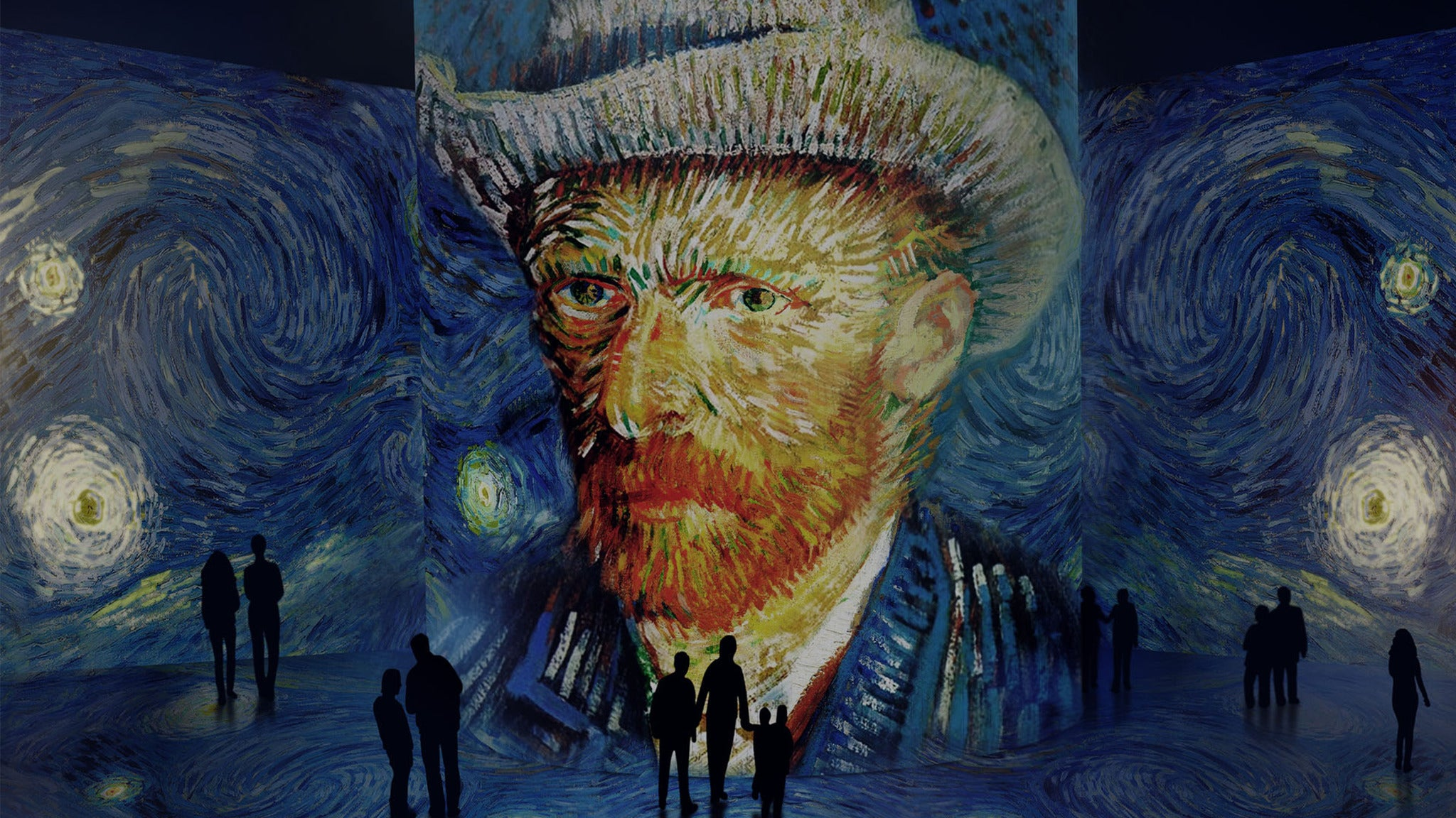 Immersive Van Gogh (Peak) at SVN West San Francisco