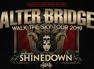 Rocket 95.1 Presents Alter Bridge – Walk The Sky Tour