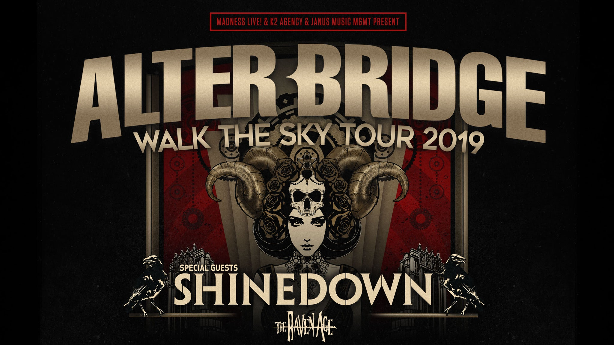 Alter Bridge w/ Skillet