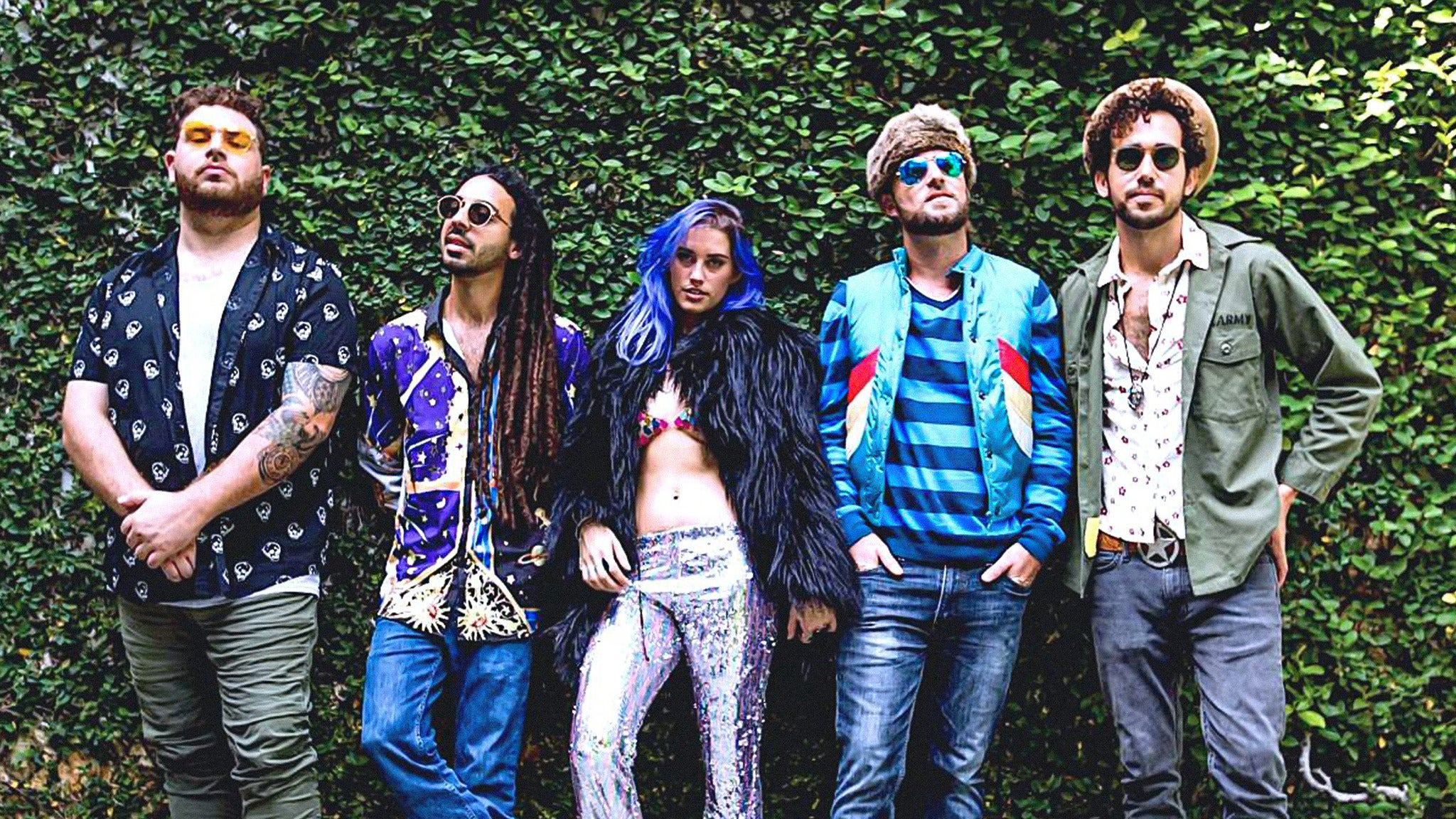 The Hip Abduction with Artikal Sound System at Jannus Live
