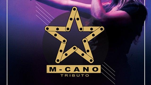 M Cano- Tributo a Mecano