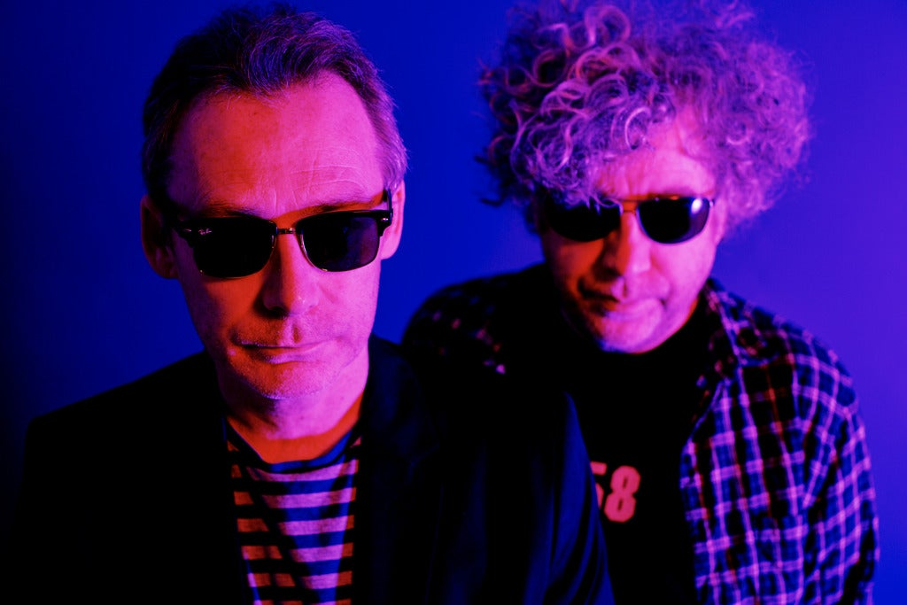 The Jesus & Mary Chain Play Darklands