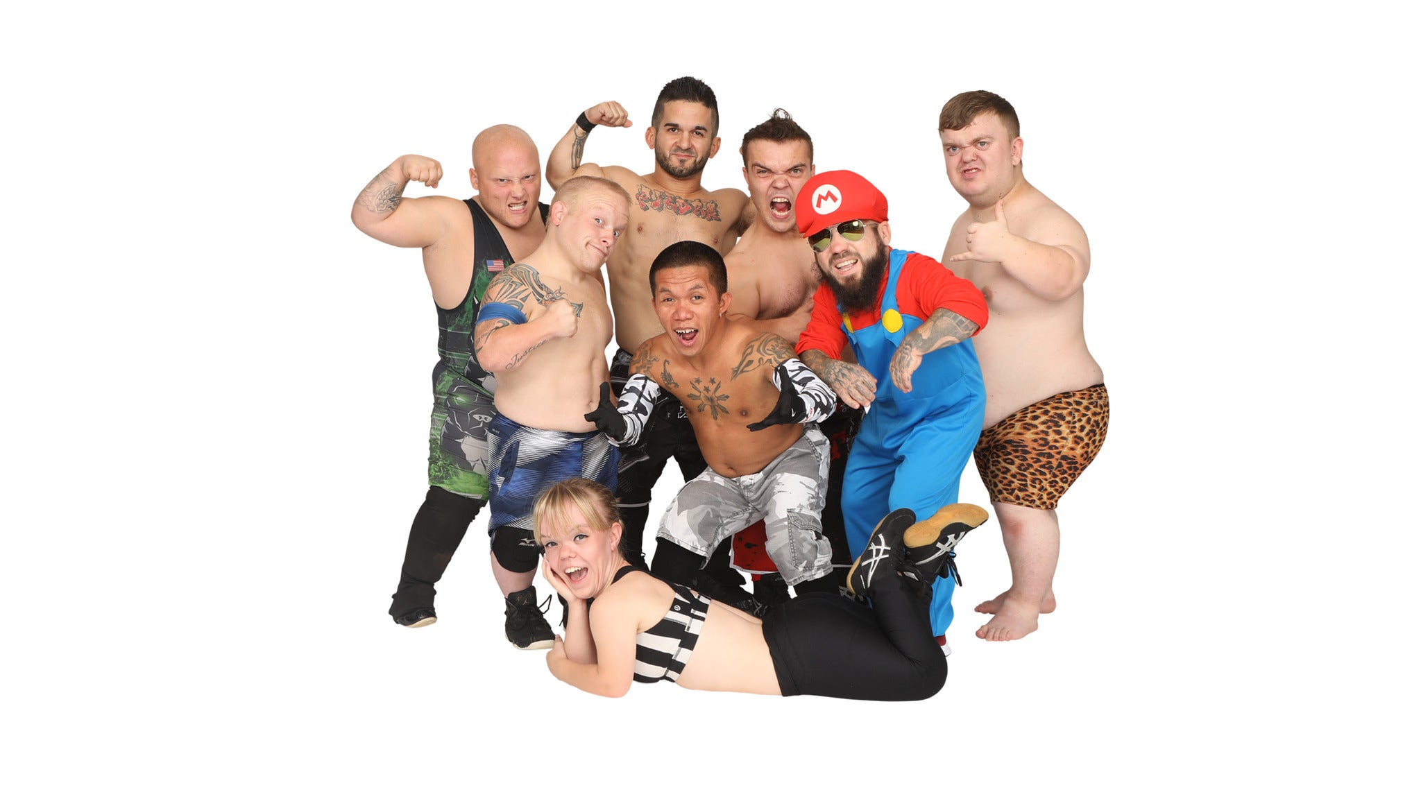 Micro Wrestling Federation at CFSB Center
