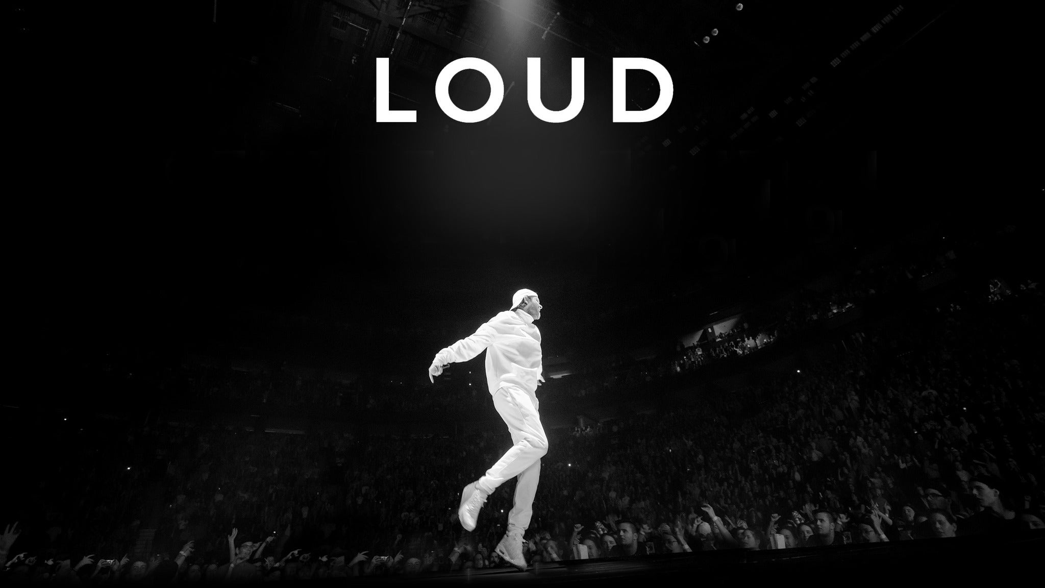 Loud tickets (Copyright © Ticketmaster)