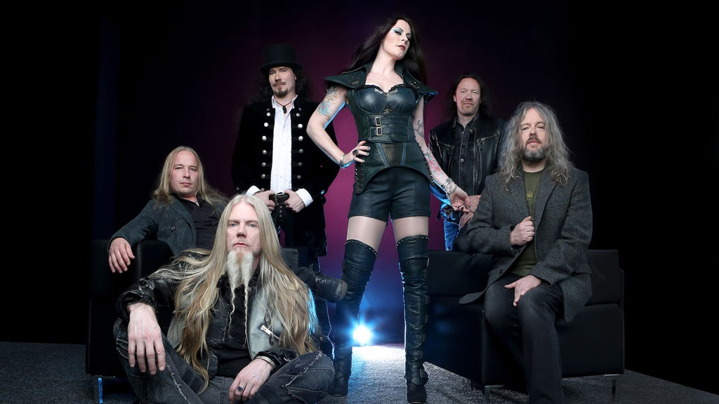 Hotels near Nightwish Events