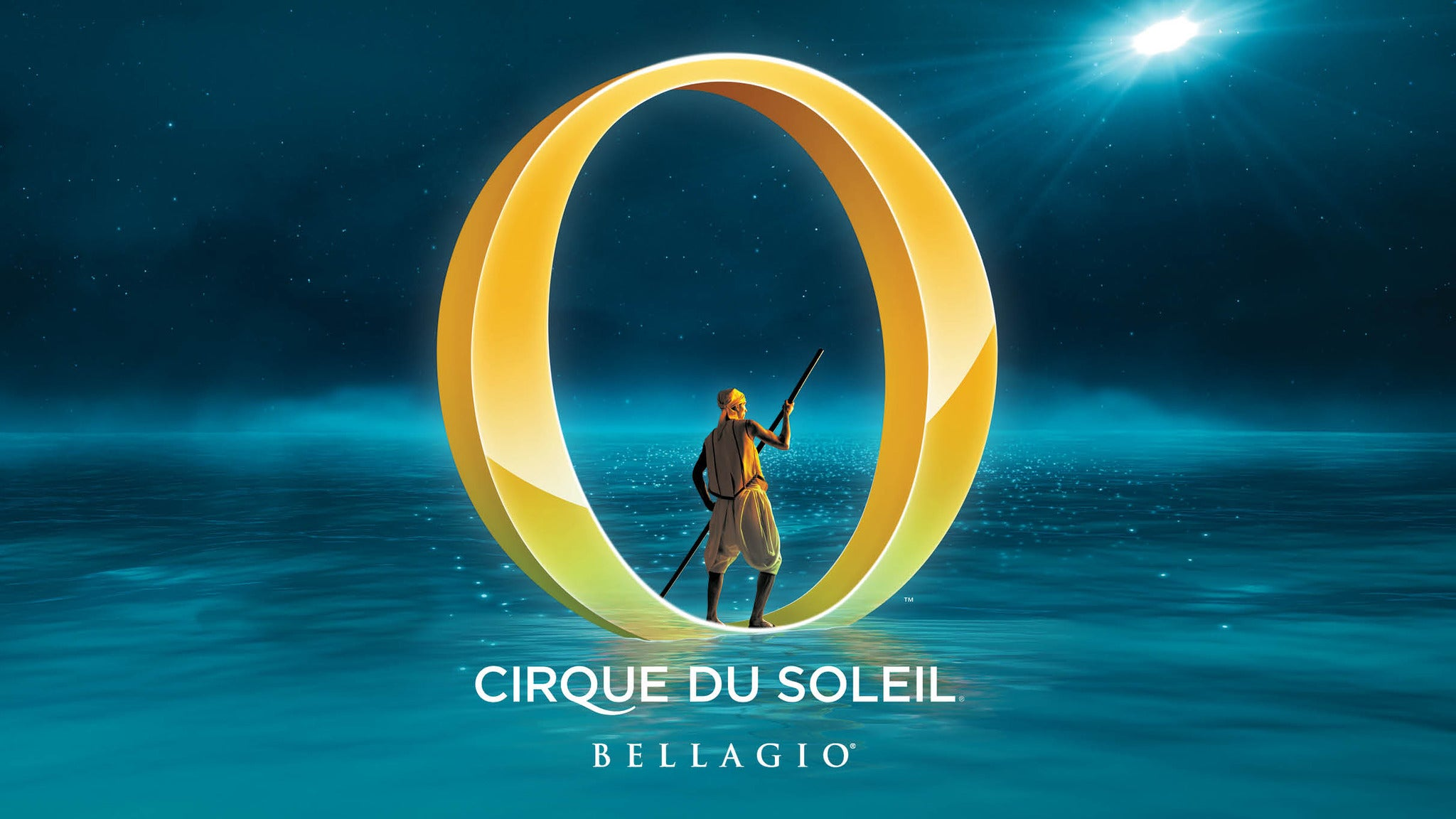 Cirque du Soleil : O at O' Theatre at Bellagio Las Vegas