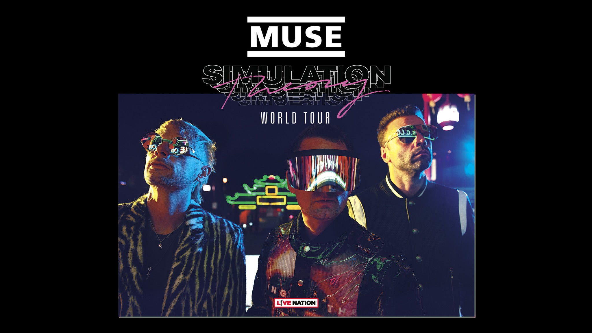 Muse: Simulation Theory World Tour at The Forum