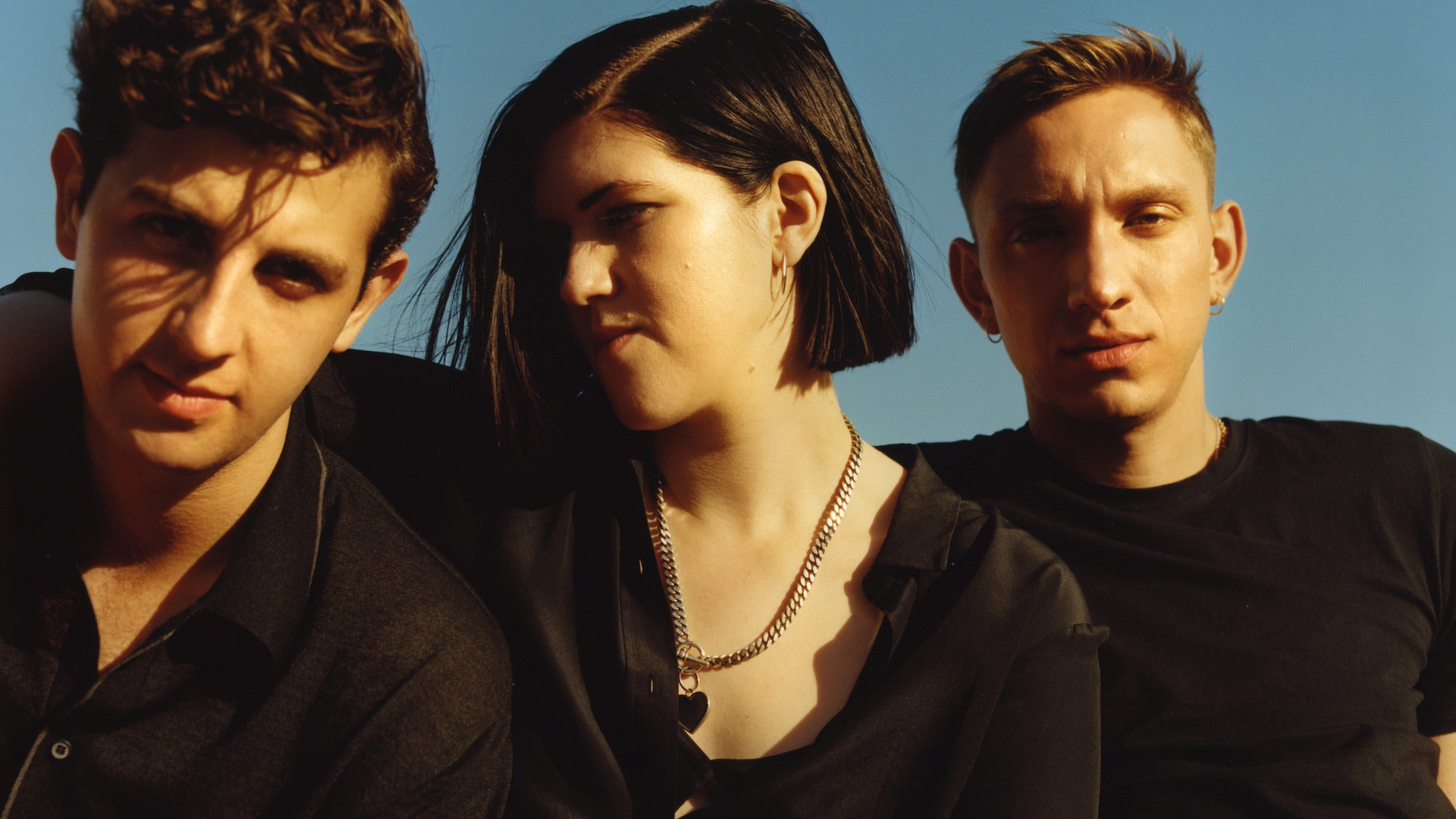 The xx at Golden 1 Center