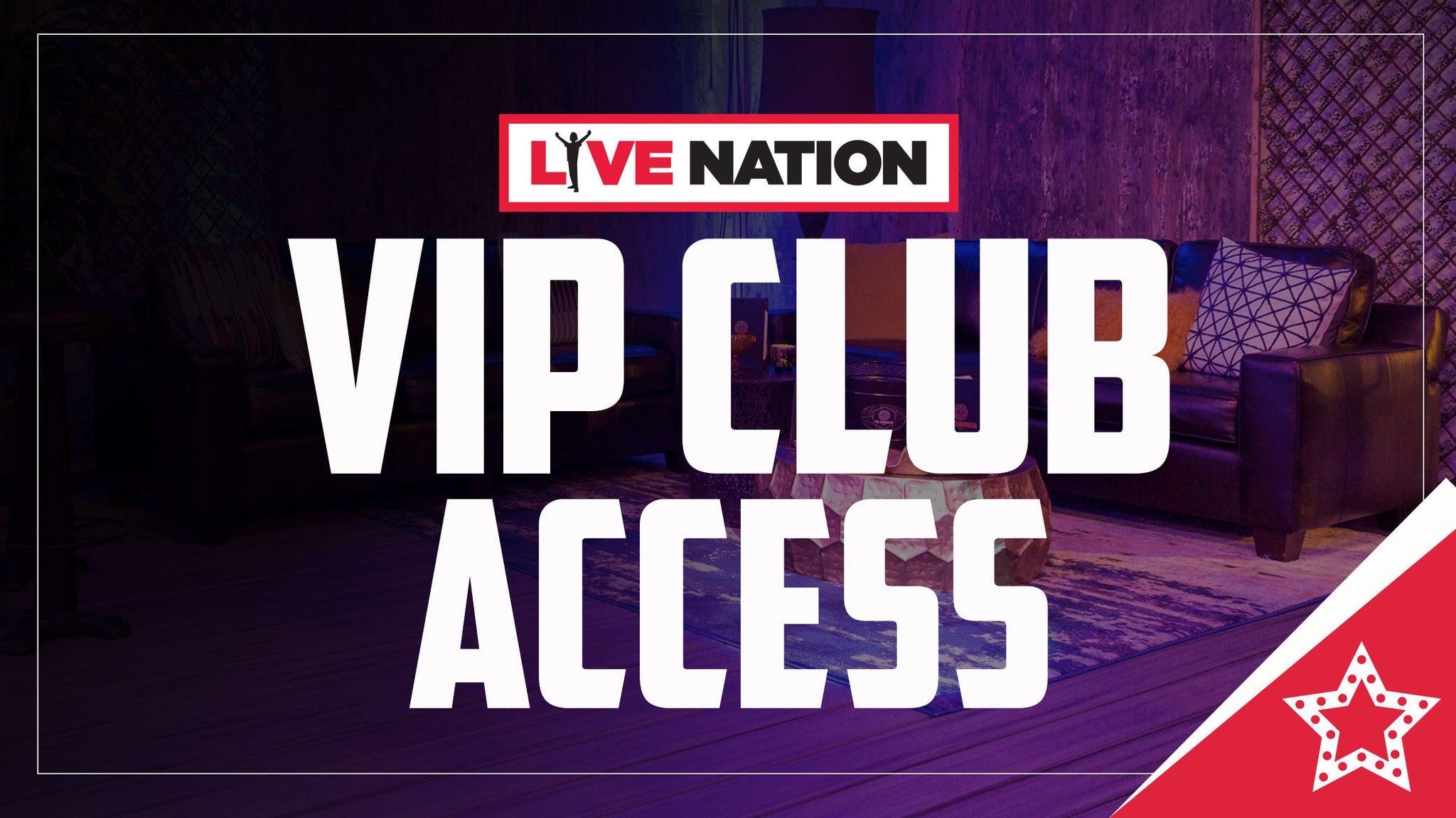 VIP Club Access: Lindsey Stirling + Evanescence - NOT A Concert Ticket