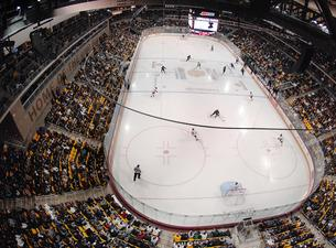 UMD Bulldogs Men's Hockey NCHC Quarterfinals v. Nebraska-Omaha